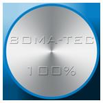 Boma-Tec Metallbau Zufriedenheitsgarantie